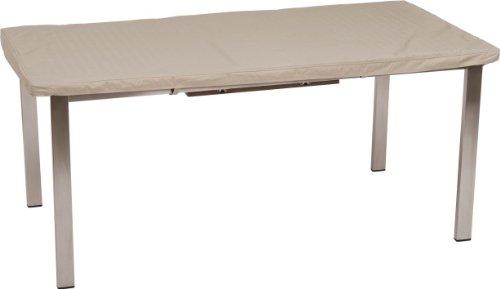 Stern 454959 Housse de Protection pour Table Nature Env. 100 x 200 cm