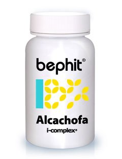 ALCACHOFA (Alcachofera, Boldo, Rábano negro, Cardo Mariano) BEPHIT - 80 cápsulas 575 mg