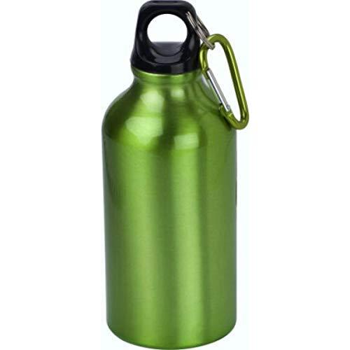 Walter Super Thermo Drinkfles van aluminium, met karabijnhaak en schroefsluiting, cadmiumvrij, 750 ml in 9 kleuren, reiskopjes, thermo-vacuüm-isolatie, voor kamperen en alle outdoor-sporten