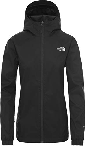 THE NORTH FACE Damen Quest Regenjacke schwarz XS