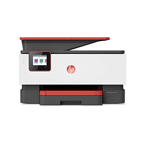 HP OfficeJet Pro 9016 (3UK86B) Stampante Multifunzione a Getto di Inchiostro, Stampa, Scannerizza, Fotocopia, Fax, Wi-Fi, Wi-Fi Direct, Smart Tasks, 6