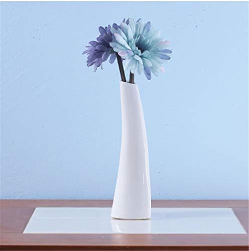 ShangduKünstliche Blumen, simulierte künstliche Rose Braut Hochzeitssträuße, für Familie Garten Party Hochzeitsdekoration verwendet 28 * 20cm Lila