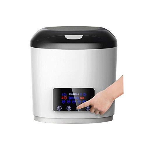 ADELALILI Ultraschallreiniger Automatische Obst und Gemüse Desinfektion Maschine, intelligente Haushalt Gemüse Waschmaschine Sterilisator