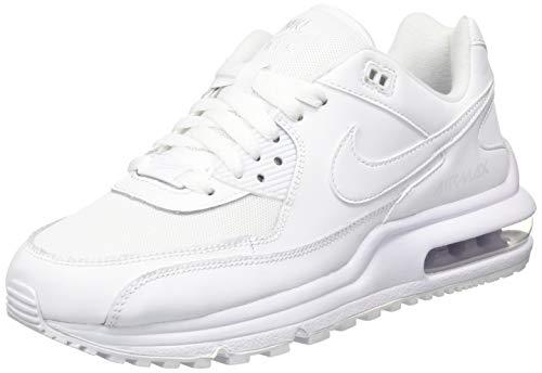 Nike Air Max Wright GS, Scarpe da Corsa, White/White-White, 35.5 EU