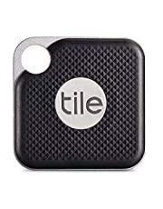 Tile RT-15001-EU Pro with Replaceable Battery, Jet Black/Graphite (Pack of 1)