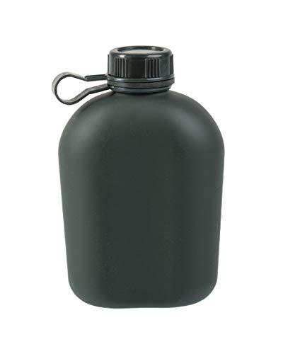 Mil-Tec Armee Feldflasche Plus - Borraccia militare da campeggio