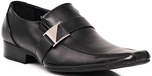 David Stone Shoes for Men Leather