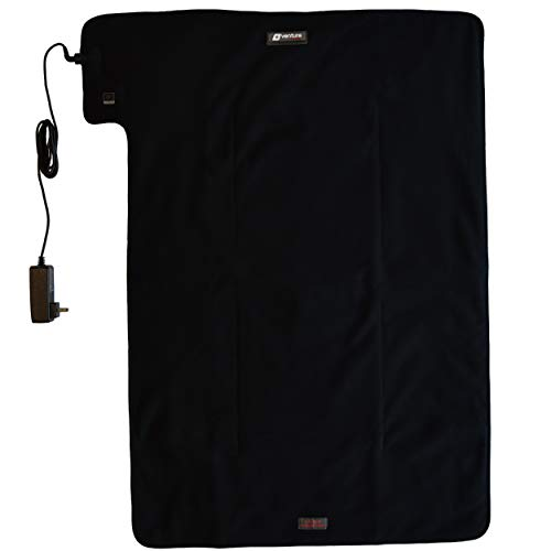 36' x 24' XXL Venture Heat Far Infrared Heating Pad for Pain Relief Therapy - Circulation and...