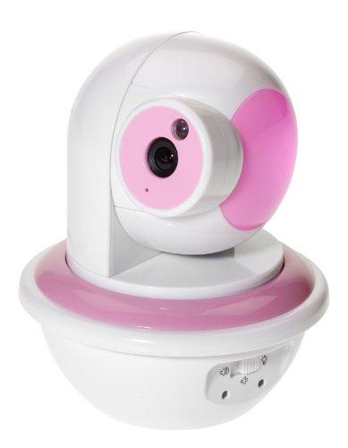 Mysmart babyphone pour tablettes et smartphones couleur rose