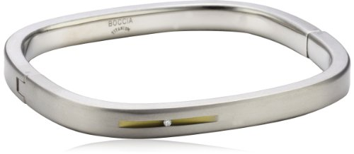 Boccia Damen-Spange Titan Bico Gp Br. 0,02 0304-01