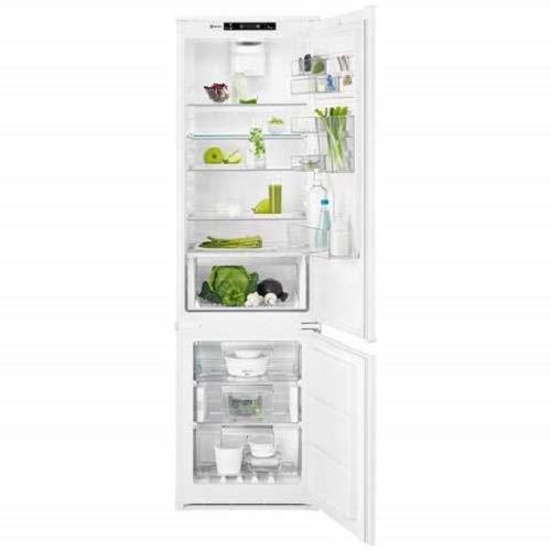Electrolux ENN3054EFW Incasso 267L A++ Bianco frigorifero con congelatore, Senza installazione