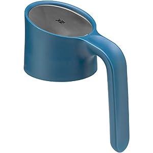 WMF Nuro Ersatz-Deckel mit Griff für Wasserkaraffe 1,0l, Ersatzteil, blau