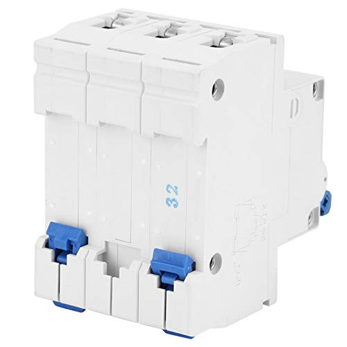 Disyuntor de protección Protección manual y automática contra cortocircuitos para protección contra fugas