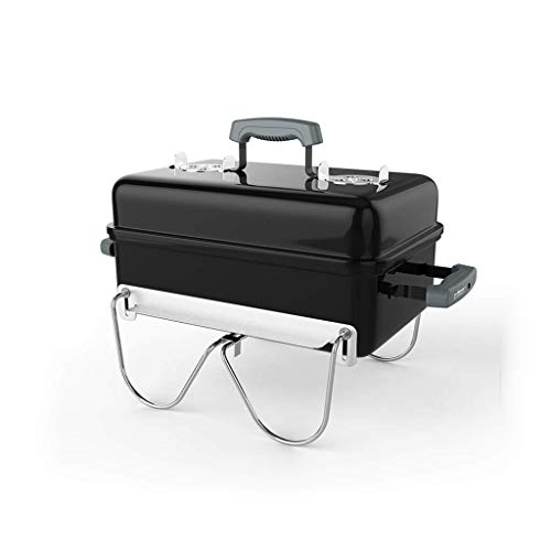 Lowest Price! BBQ supplies / barbecue Simple Outdoor Barbecue Charcoal Portable 3-7 People Folding L...