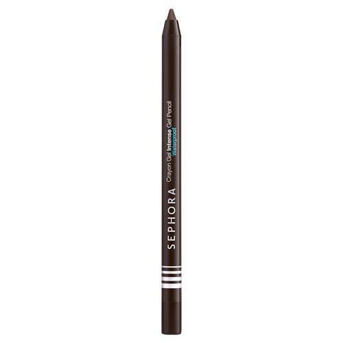 Sephora Crayon Gel Intense Waterproof Gel Pencil 02 Obscure Brown, Eyeliner Effekt
