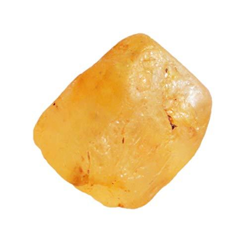12x9x8 MM Dimensioni genuino topazio imperiale grezzo, creazione di gioielli, sciolto semi prezioso, cristallo minerale esemplari, prezzo accessibile, AG-15397