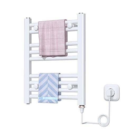 Toallero eléctrico, Sistema Inteligente de Temperatura Constante, 150w Spray 50 * 40cm, Estante de Secado de Ropa de calefacción eléctrica multifunción