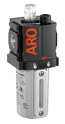 ARO L36121-100-VS Air Line Lubricator, 1/4' NPT - 150 psi Max Inlet