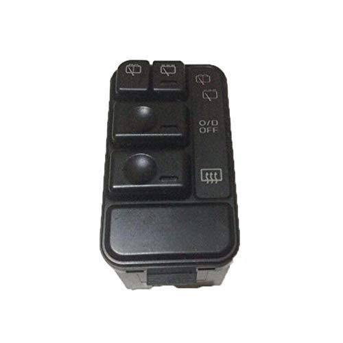 KUANGQIANWEI Botonera elevalunas 62552B 6255.2B Interruptor de Cabeza de Coche Ajuste para Jeep Fit para Chrysler Fit for Dodge