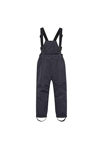 Racoon Unisex-Child Ellis Overalls, DEEP Well, 98