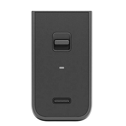 DJI Pocket 2 Allzweckgriff - liegt angenehm in der Hand und bietet beeindruckende Vielseitigkeit mit integriertem Wi-Fi/Bluetooth-Modul, Funkmikrofon-Empfänger und 1/4-Stativhalterung