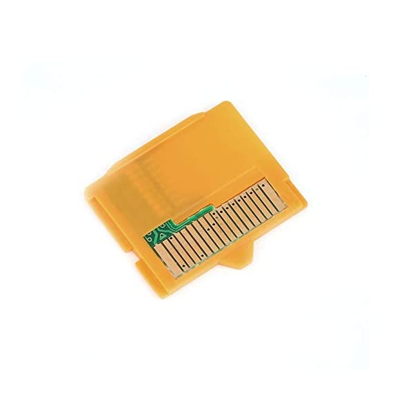 Rodalind yellow 25 x 22 x 2mm(l x w xh) 1pcs micro sd attachment masd-1 camera tf to xd card insert adapter for olympus 3 it is compact and portable tf(micro memory card) to xd camera card adapter prevent your camera and card from damage