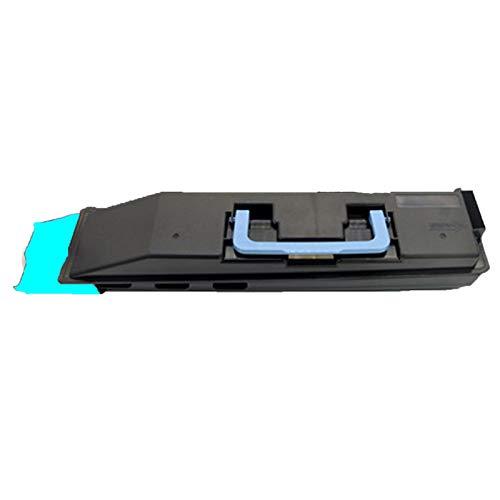 HYYH Compatible para KYOCERA TK868 Reemplazo del Cartucho de tóner para Kyocera TaskAlfa 250ci 300ci Impresora, Escuela de Gobierno Alta Capacidad precisa coincidente ino Cyan