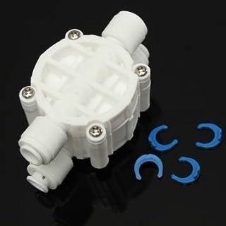 FLAMEER Aleaci/ón De Aluminio Acoplamiento Flexible Elasticidad Acoplamiento Del Motor Acoplador 2//3//5 6-6mm 8mm