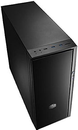 CoolerMaster ミドルタワーATX対応PCケース Silencio 452 (型番:SIL-452-KKN1-JP)
