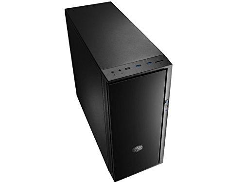 Cooler Master Silencio 452 Case per PC 'ATX, microATX, USB 3.0, Panello Laterale Solido' SIL-452-KKN1