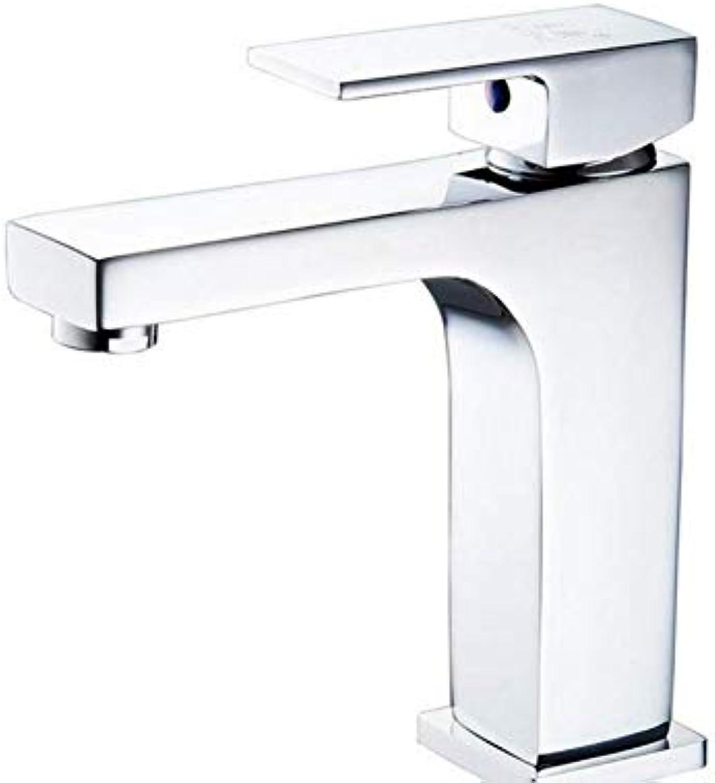 Küche Bad Wasserhahnbecken Wasserhahn Messing Chrom Silber Waschbecken Wasserhahn Einhand Deck Badewanne Wc Hei