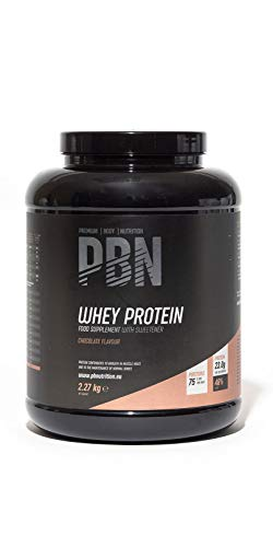 Premium Body Nutrition Whey Protein Powder 2.27kg Chocolate