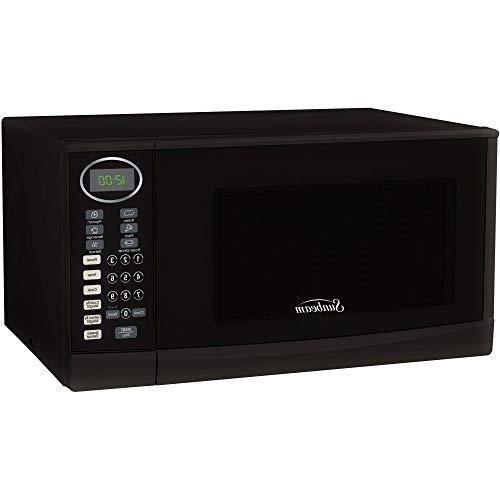 OKSLO 1.1 cu ft digital microwave