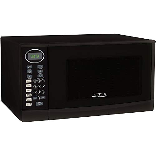 OKSLO 1.1 cu ft digital microwave