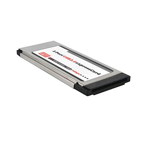 GAOHOU NEC チップ 720202 エクスプレス カード ExpressCard 34ミリメートル USB3.0 2ポートアダプタ カード