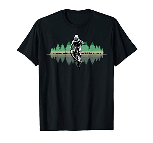 MOUNTAIN BIKE motif | MTB jersey | Downhill mountain bike T-Shirt