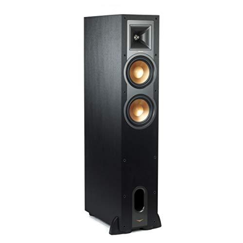 Klipsch R-26FA Dolby Atmos Floorstanding Speaker - Each (Black)