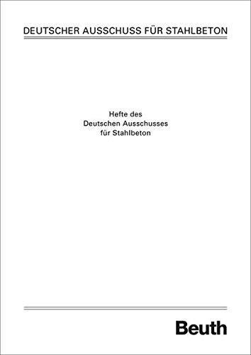 Hilfsmittel zur Berechnung der Schnittgrößen und Formveränderungen von Stahlbetontragwerken nach DIN 1045, Ausgabe Juli 1988 (DAfStb-Heft)