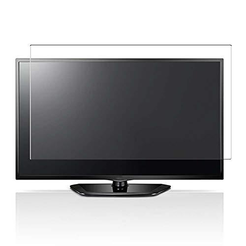 Vaxson Protector de Pantalla de Privacidad, compatible con LG 32LN570B 32' LCD TV [no vidrio templado] TPU Película Protectora Anti Espía