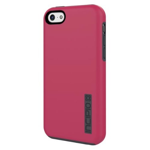 Incipio DualPro Case for iPhone 5C - Retail Packaging - Pink/Gray [並行輸入品]
