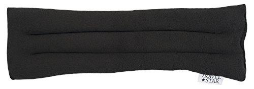 travelstar: erwärmbares Nackenkissen mit Buchweizen und Lavendel, verschiedene Farben (TS-L-1000)