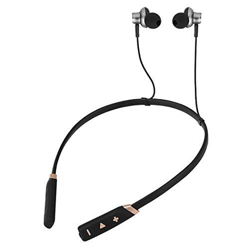 Mvlike Sport Bluetooth Hoofdtelefoon Draadloze Subwoofer Waterdichte Magnetische ruisonderdrukking Headset