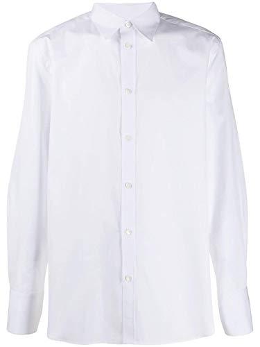 Givenchy Luxury Fashion Herren BM60FB109F100 Weiss Baumwolle Hemd | Herbst Winter 19