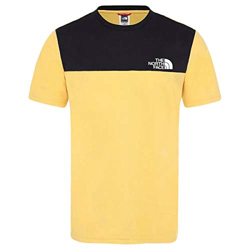 The North Face Camiseta Himalayan Amarillo