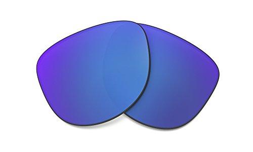 Oakley RL-SLIVER-ROUND-24 Lentes de reemplazo para gafas de sol, Multicolor, 55 Unisex Adulto