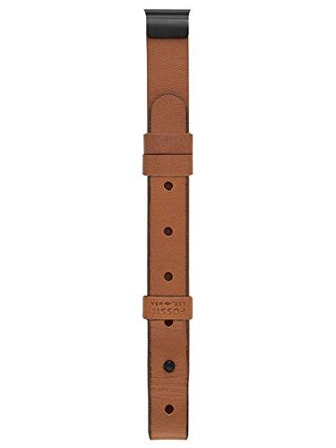 Fossil Q Lederband für Herren Aktivitätstracker Q Reveler - Braun FTJ9002