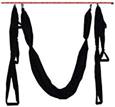 HPZN Hamaca Yoga Hammock Anti-Gravedad Aerial Traction Yoga Gym Strap All Season Single Person Yoga 7