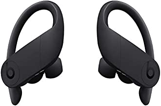 Powerbeats Pro Wireless Earphones - Apple H1 Headphone Chip, Class 1 Bluetooth, 9 Hours Of Listening Time, Sweat Resistant Earbuds - Black