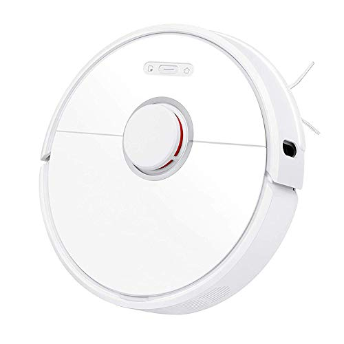 Sale!! CWH&WEN Robot Vacuum and Mop, Smart Navigating Robotic Vacuum Cleaner with 2000Pa Strong Suct...