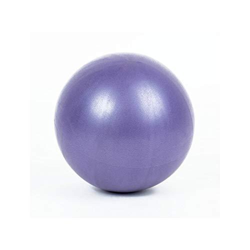 Yoga Pilates Pelota de Ejercicio rítmico Ejercicio de Equilibrio Gimnasia (Color : Purple)